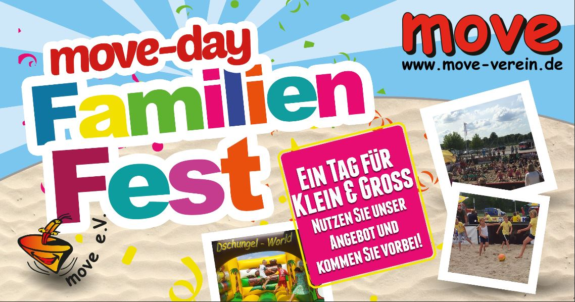 moveday Familienfest
